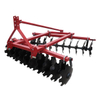 10+10 Disc harrow