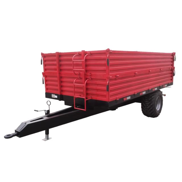 Silage Grain Trailer